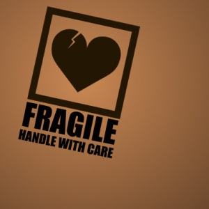 fragile HANDELE